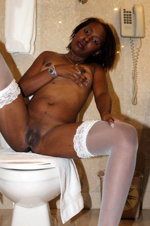 Still sexy black MILFs undressing and..