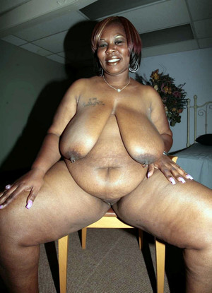 Chubby black girlfriends with big..