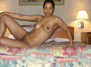 Naughty amateur black wives naked in..