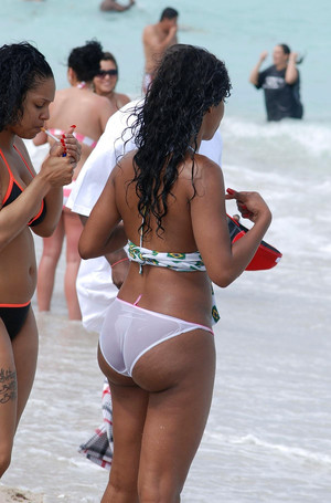 Nice ebony american girls exposed