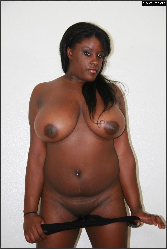 afrikanische schwarze titten