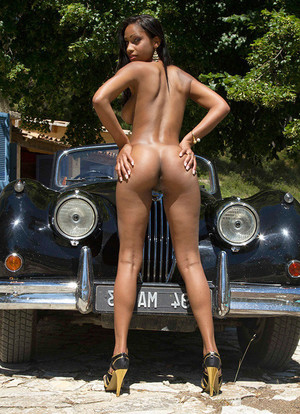 Amazing ebony babes and their..